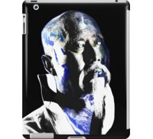 Earth Master Chinese Number One Son Keye Luke, Kung Fu Gremlin iPad Case/Skin