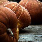 Pumpkins by Kathy Nairn