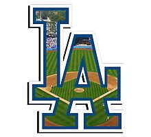 Los Angeles Dodgers by nick94