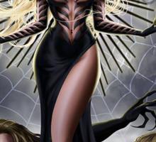 In this moment Black Widow Spider Sticker