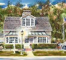 Greystone Inn II by KipDeVore