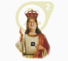 Our Lord and Savior, Gaben by MaximumLobsters