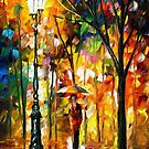 Circle Of Comfort — Buy Now Link - www.etsy.com/listing/222770604 by Leonid  Afremov