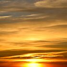 Sunset by Andrei Rusu