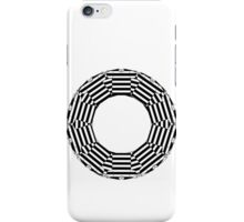 ring-o-t-shirts black and white  iPhone Case/Skin