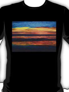 A Beach Sunset Is My Aurora T-Shirt