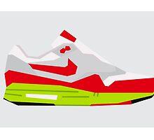 AM1 - Minimal Sneaker - Version 2 by lomoco