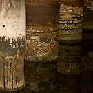 Yarra Docks #1 by Alex Evans