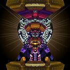 The Golden Podium by barrowda