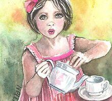 Tea Granny by Kim Whitton