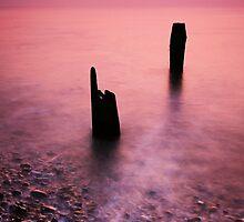 Aldeburgh Beach Suffolk 4. by Wayne Bradshaw