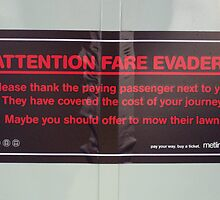 Fare Evaders 2 by roybob