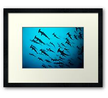 Thriller Framed Print