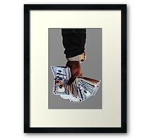 'Sorry For The Weight' - Chief Keef Framed Print