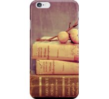 Light Reading iPhone Case/Skin