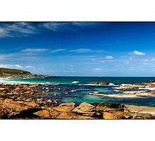 Redgate Beach by Kirk  Hille