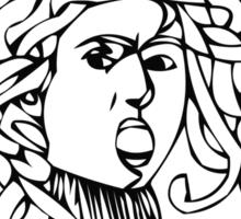 Caravaggio... Sticker
