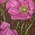 Pink Poppies by Cherie Roe Dirksen