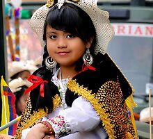 Cuenca Kids 583 by Al Bourassa