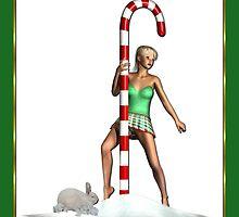 North Pole Dancer by EnchantedDreams