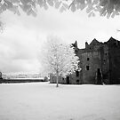 Huntingtower Castle by Mark Jones