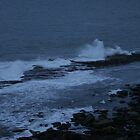 Another Dark Sea Scape by Sinistral