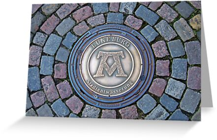Manhole Cover by Patrick Czaplewski