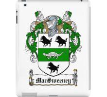 MacSweeney (Donegal) iPad Case/Skin