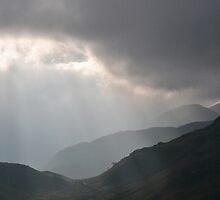 Changing Moods - Lake District by Rod Unwin