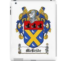 McBride (Ref Murtaugh) iPad Case/Skin