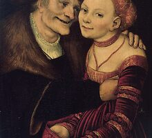 Cranach the Elder, Lucas - 1517, 27,3 x 18 cm by Adam Asar