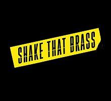 Shake that Brass MV cut by Rachel Wulz
