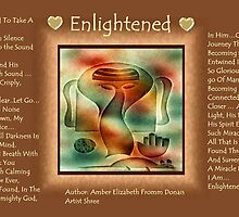 Enlightened Version 3 by Amber Elizabeth Fromm Donais