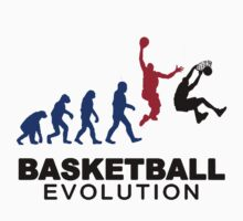 Evolution basket Dunk ! by AndMar