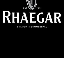 Rhaegar Guinness Logo by JenSnow