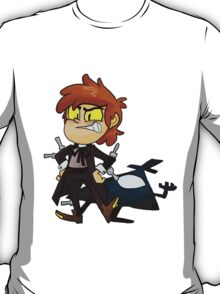 Bipper Pines Gravity Falls T-Shirt