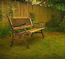 Berrima Bench No 1 by Rosalie Dale