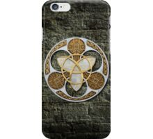 Celtic Trinity Shield iPhone Case/Skin
