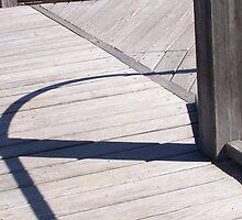 The Boardwalk @ Seven Mile Beach by Megan Thomas