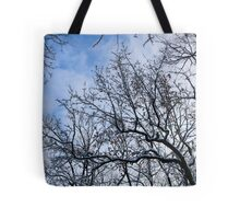 Winter in the Forest III Tote Bag