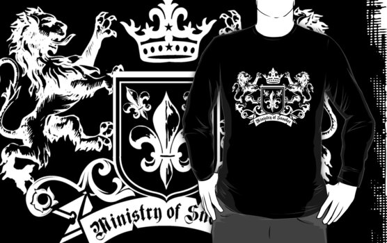 Ministry of Snooker (White) by 666erichung