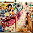 Breakfast Table by stevephillips