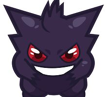 Gengar  by gizorge