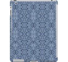 when the tribe wore blue....  (©k.denmark) iPad Case/Skin