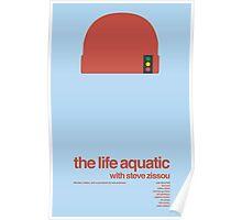 The Life Aquatic Poster