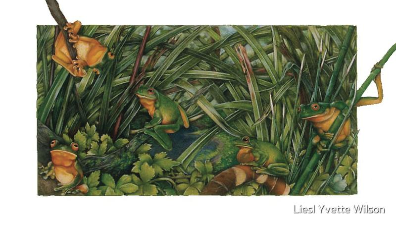 pool by Liesl Yvette Wilson