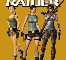 Lara Croft - Tomb Raider by SirAngio10