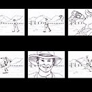 storyboards#5 by Liesl Yvette Wilson