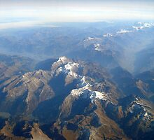 Over the Alps by merran
