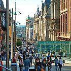Buchanan Street, Glasgow by Stuart  Fellowes